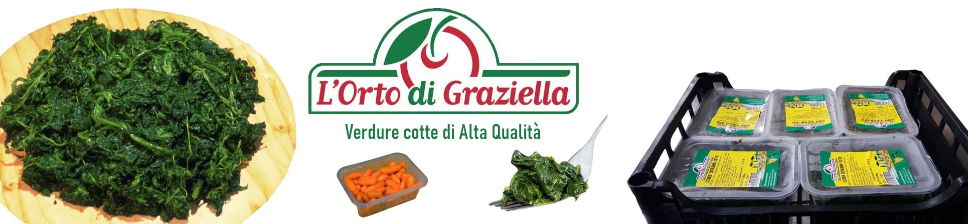 Verdure cotte L'ORTO DI GRAZIELLA - vendita online