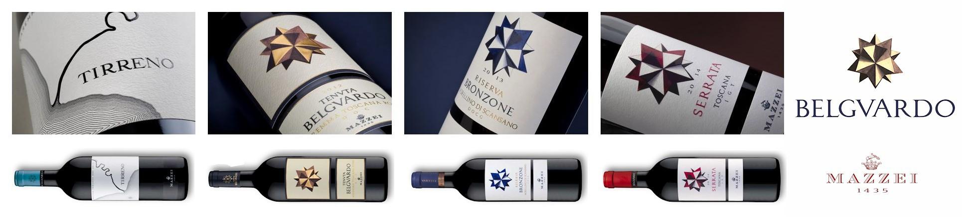 Vini Maremma - il Morellino di Scansano - BELGUARDO Mazzei vendita online